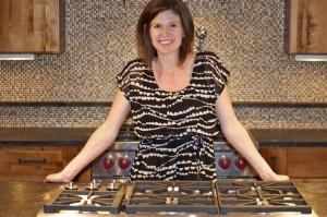 Cyndi Sterne in Hal's Kitchen