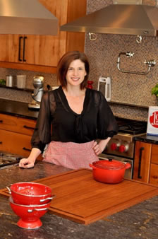 Yes, Chef! Culinary Events owner, Cyndi Sterne